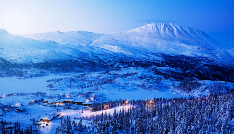 Buy Skipass online for Gaustablikk Skisenter
